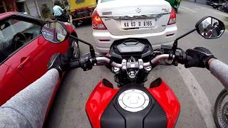2017 Honda Hornet 160 - First Ride and Detailed Review