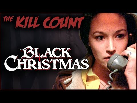 Black Christmas (1974) KILL COUNT