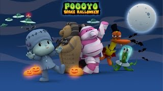 Pocoyo Space Halloween - 40 minutes of spooky adventures for kids! thumbnail