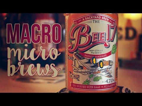 MACRO/micro Brews