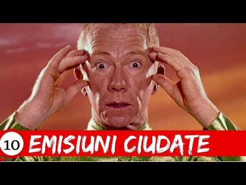 Top 10 Cele Mai Ciudate Emisiuni TV from YouTube · Duration:  8 minutes 10 seconds