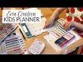 Planner Review | Erin Condren Kids Planner