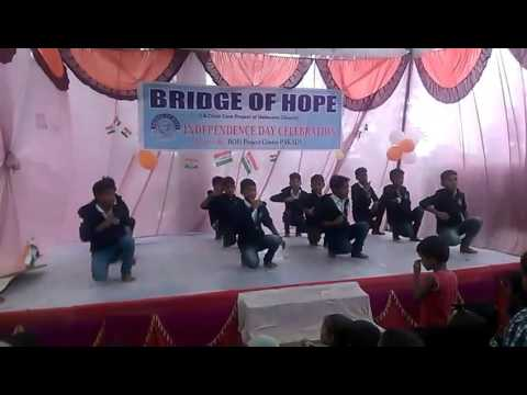 Ek tera naam  Vande mataram  from video Abcd 2 film song