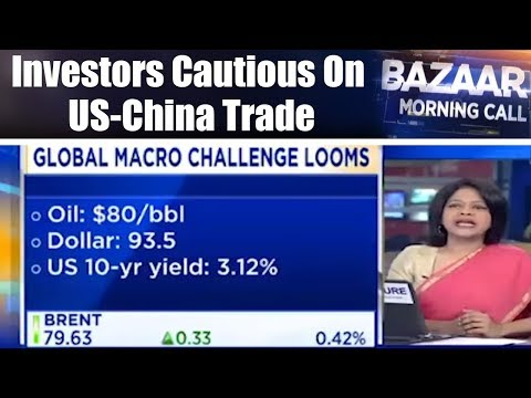Asia Stocks Edge Up, Investors Cautious on US-China Trade | Bazaar Morning Call (Part 1) | CNBC TV18