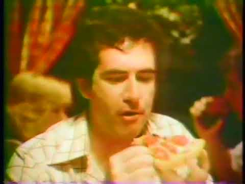 Richard Kline 1978 Pizza Hut Commercial