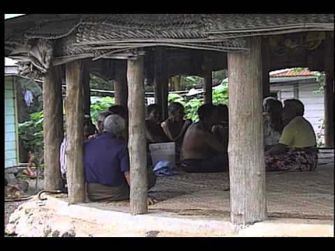 Samoan Family Life, Culture and Homes