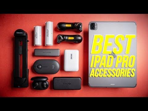 Best Ipad Ipad Pro Accessories 2020 Youtube