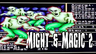 Might and Magic 2 (snes) Deutsch