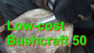 Low-cost Bushcraft Serie Teil  50