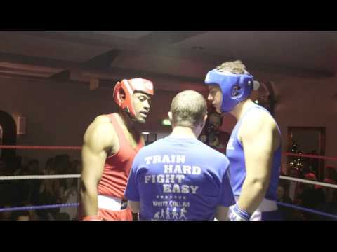 White Collar Boxing London - No Easy Way Out