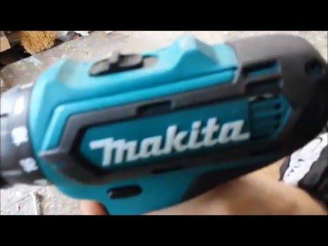 Акумулаторен ударен винтоверт MAKITA HP331DSYE #1wm-FUicweY