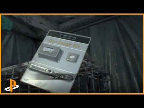 Resident evil 7 how to get Repair Kit