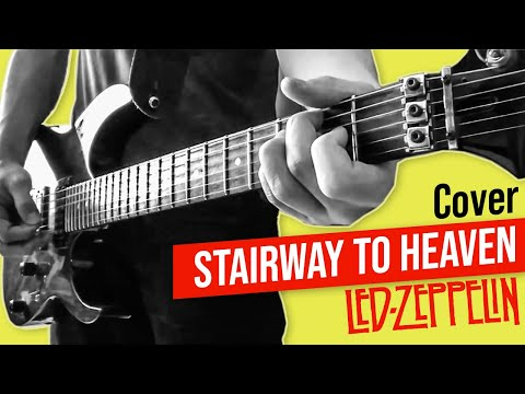 Stairway To Heaven Guitar Cover - Led Zeppelin