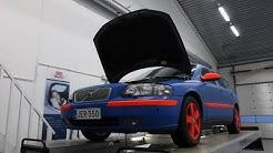 Kaaran etanolikonversio-Volvoon moottorinlämmitin