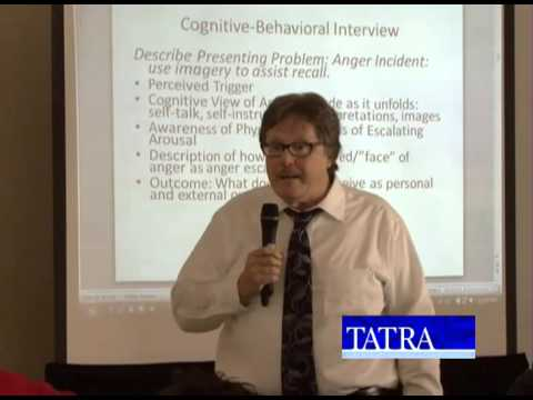 Anger Management lecture preview with Dr. Robert Nay