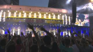 DJ BOBO Special Guest beim Mario Barth Stadion Open Air im Berliner Olympiastadion 09 07 2011 Teil 3