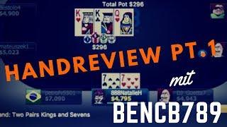 Handreview PT. 1 mit BENCB789