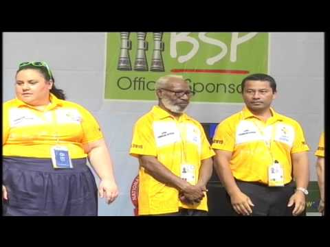 Pacific Games   2015 Weightlifting  WOMEN 48kg