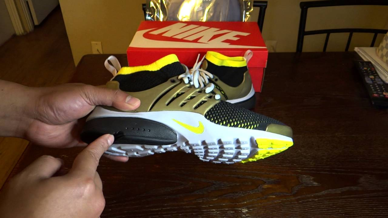 5a275643cba92 2016 Nike air presto Ultra Flyknit Review HD - YouTube