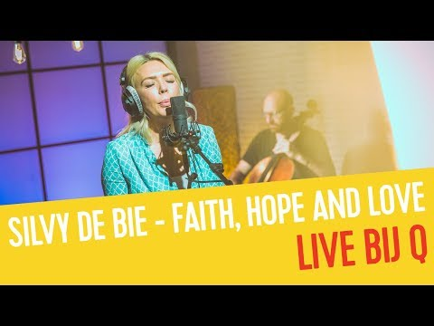 Sylver (Silvy De Bie) - Faith, Hope & Love (Cover) | Live bij Q