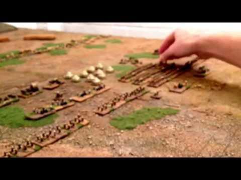 Wargames Zulu War Brits 6 mm Bacchus minis for based for Black powder