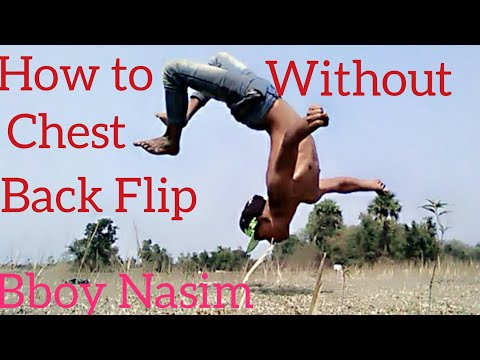 How To Chest Back Flip In Hindi (Suicide Move) Bboy Nasim