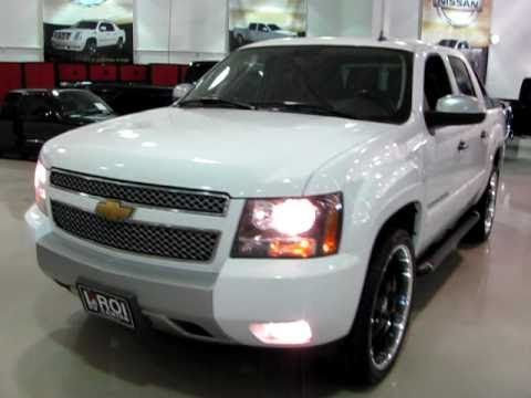chevrolet avalanche z71 4x4 off road le roi du camion www. Black Bedroom Furniture Sets. Home Design Ideas
