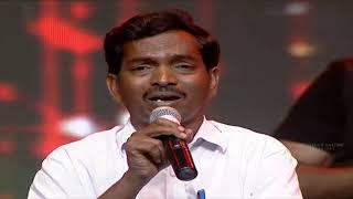 Singers Nikitha Srivalli, Penchal Das Performance @ Aravindha Sametha Pre Release Event