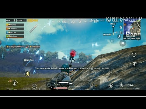 Playing Pubg Mobile Funny Moments Headshot