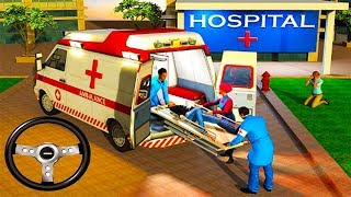 City Ambulance Rescue Emergency Driving ▶️Best Android Games - Android GamePlay HD - Ambulance Games
