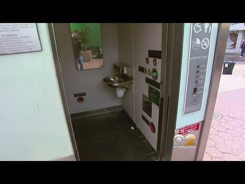 Undeployed Public Toilets