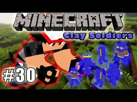 """The King That Rejected His Call"" - Minecraft Clay Soldiers Mod Let's Play Episode 30"