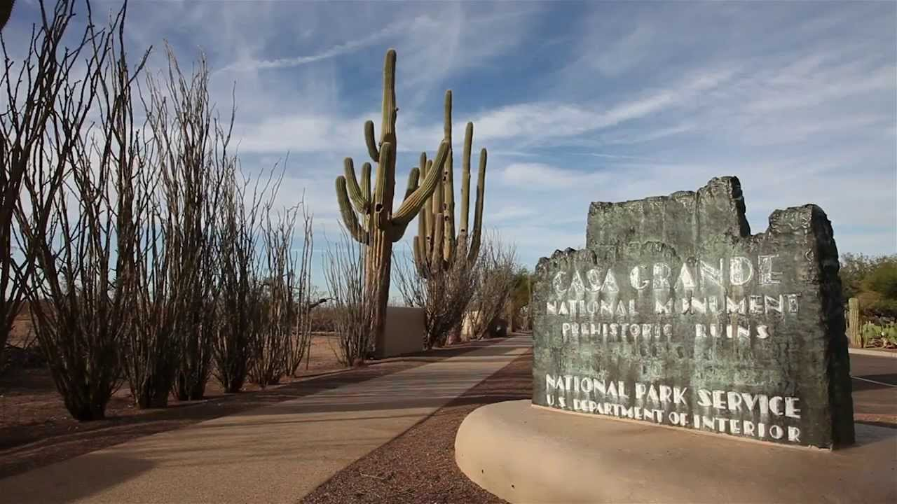 Casa Grande Arizona Rv Resorts And Campgrounds Youtube