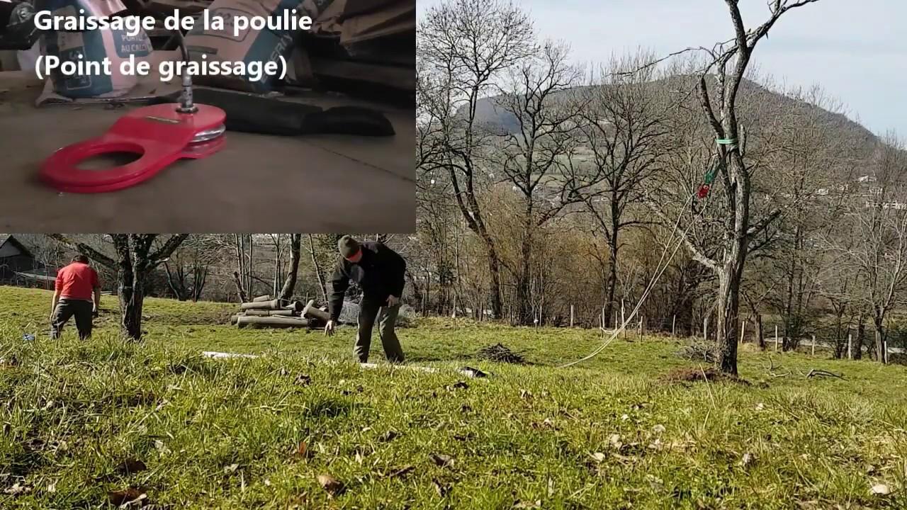 Partie 2 d raciner l 39 arbre prunier au tire fort - Tire fort castorama ...