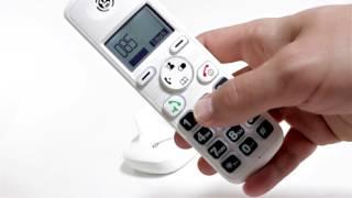 Produktvideo zu Schwerhörigen-Telefon Geemarc MyDECT100 Plus
