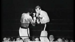 Ingemar Johansson -vs- Floyd Patterson I 6/26/59