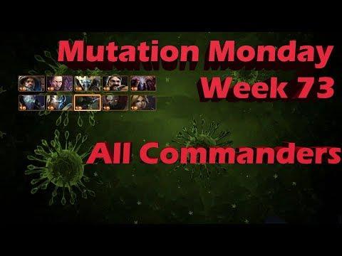 Mutation Monday Week 73 Bad Weather All Commanders