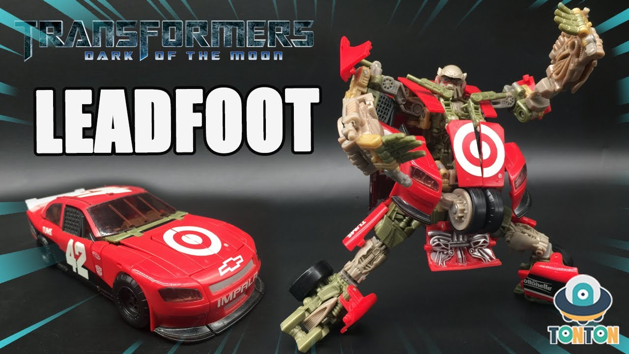 Transformer Human Alliance Wrecker Leadfoot In-Hand by TonTon Review
