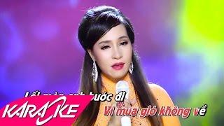 Con Đường Xưa Em Đi Karaoke - Đào Anh Thư | Bolero Nhạc Vàng Karaoke Beat