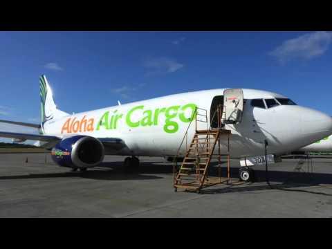 Aloha Air Cargo 2015