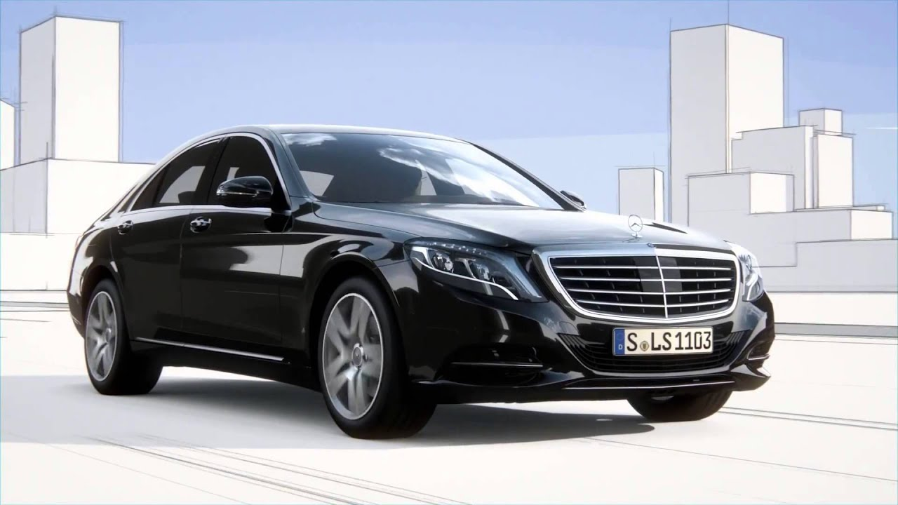 Mercedes benz 2014 s class magic body control hd youtube for Mercedes benz commercial