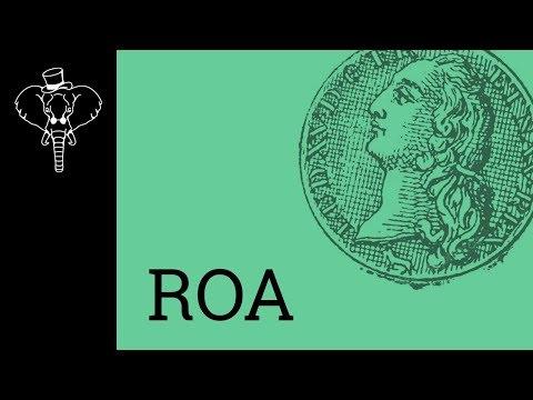 Что такое ROA | Фундаментальный анализ