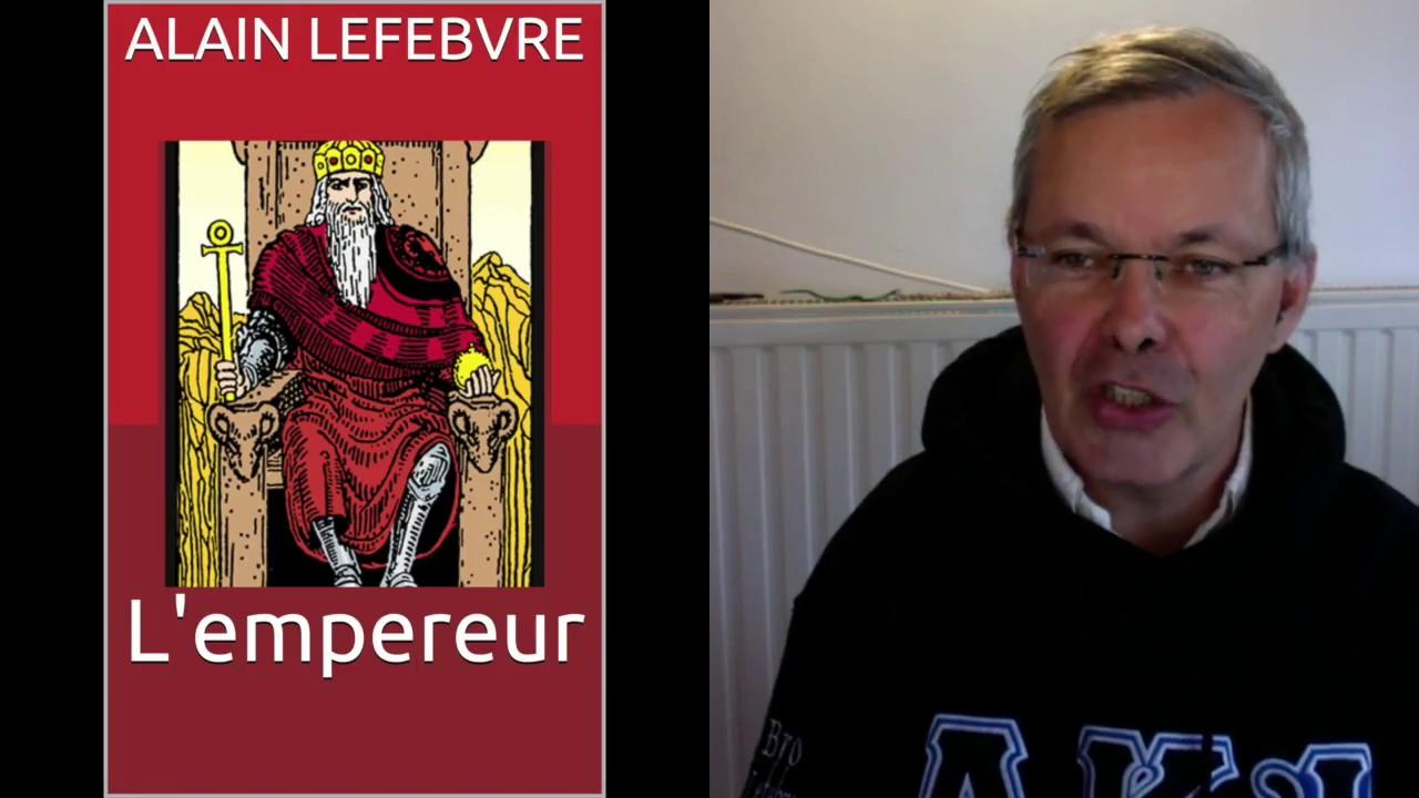 """Présentation de """"l'empereur"""", mon nouveau livre !"""