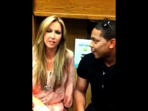 Martha Munizzi talks Chris Searcy