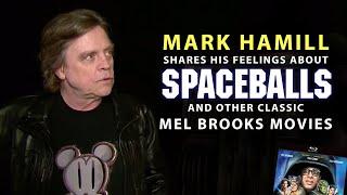Mark Hamill Talks About Spaceballs