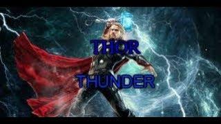 Thor ⚡ Thunder