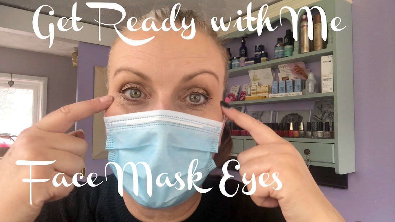 GRWM Simple Classic Makeup for Mature Face. Gorgeous, easy face mask eyes! For you fierce 40s, 50s +