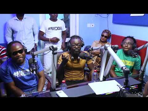 Exclusive! PRAYE First Radio Interview Since they came BACK