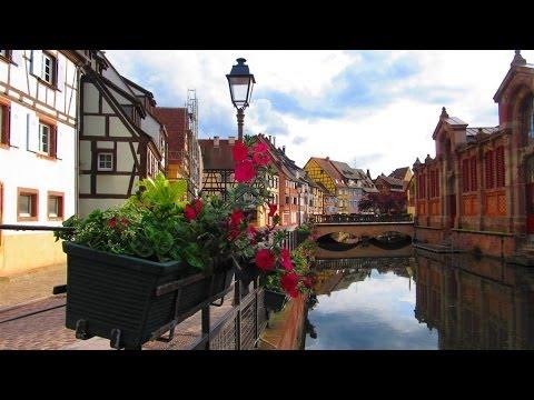 Alsace Picturesque Villages Bicycle Trip 2013