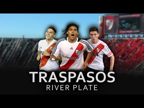 Mercado de Pases River Plate 2019: Posibles Refuerzos + Posibles bajas